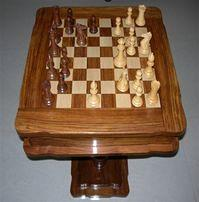 Chess Table Designs