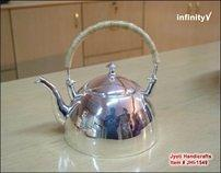 Electroplated Kettle