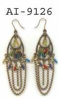 Earrings Beaded